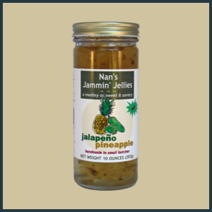 Jalapeño Pineapple Jelly