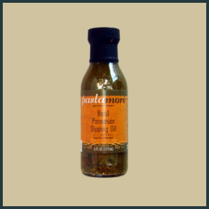 Basil Parmesan Dipping Oil - 6.0 Ounce Bottle