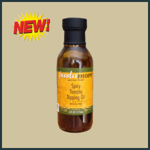 Spicy Tomato Dipping Oil - 6.0 Ounce Bottle