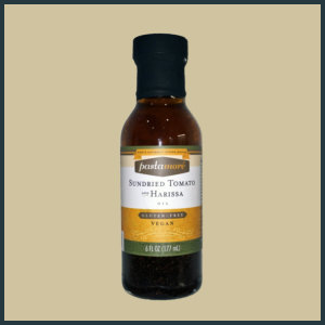 Pastamore Sundried Tomato and Harissa Oil Small