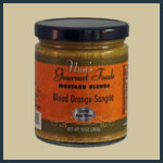 Nan's Blood Orange Sangria Mustard Blend