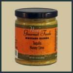Nan's Tequila Honey Lime Mustard Blend