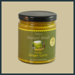 Exotic Ginger Curry Mustard Blend